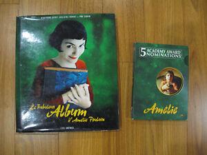 Livre et film d'Amélie Poulain