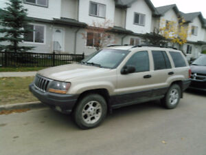 2001 Jeep Grand Cherokee Hatchback