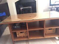 Ikea leksvik coffee table