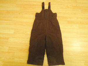 Boys'  Winter Snowpants (Size 5T) FADED GLORY