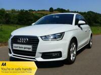 2017 Audi A1 SPORTBACK TFSI SPORT HATCHBACK Petrol Manual
