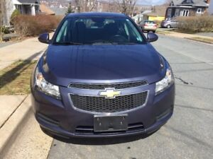 Save $500!  Low Mileage 2014 Chevy Cruze