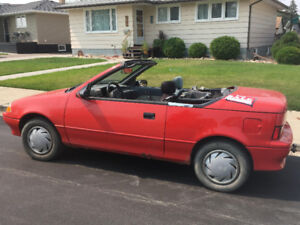 1990 Firefly Convertable