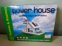 Power House, Build and Use 20 Alternative Energy Models