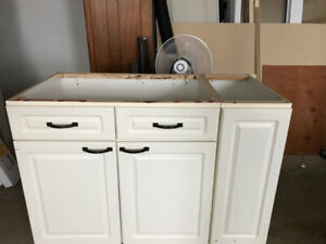 CABINETS - TWO MATCHING