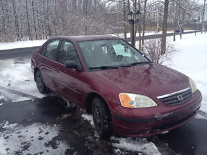HONDA CIVIC 168000KM