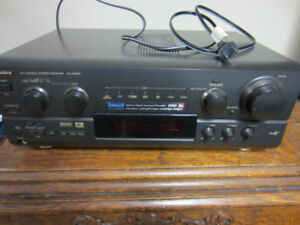 Technics, suround sound amplifier, model SA-DX930