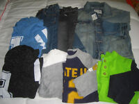 Lot of 8 Boys 7/8 Some New with Tags