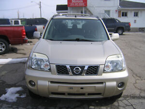 2006 Nissan X-trail LE SUV, 4X4 Cambridge Kitchener Area image 2
