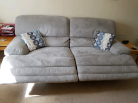 3 Seater Sofa Electric Recliner Kneller