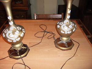 VINTAGE LAMP SET Peterborough Peterborough Area image 2