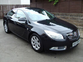 Vauxhall Insignia 2.0CDTi 16v (160ps) SRi 5 Door Hatchback Diesel Automatic