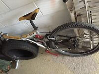 Wanted - Old suspension bike front forks!