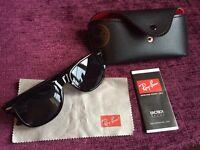 Ray-Ban Original Wayfarer Classic Black Sunglasses RB2140