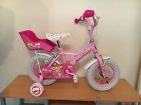 Cupcake kids bike