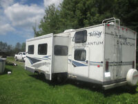 TERRY QUANTUM TRAVEL TRAILER FOR SALE