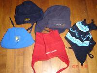 tuques et chapeaux chauds