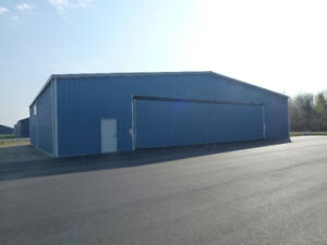 Aircraft Hangar Storage Available at Peterborough Airport CYPQ