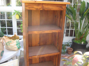Bookcase (re claimed wood)
