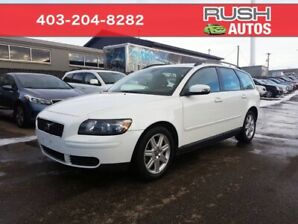 2007 Volvo V50 Wagon - Low Mileage, Nokian Tires