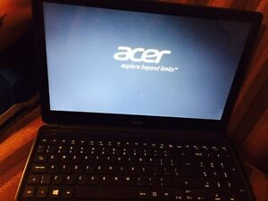 Acer touch screen laptop 600 gb