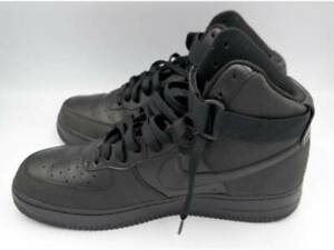 Nike Air Force 1 Black Basketball Shoes 024900172887 Rockingham Rockingham Area Preview