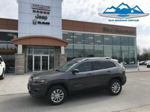 2019 Jeep Cherokee North 4x4  DEALER DEMO, ACCIDENT FREE, NORTH