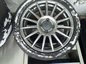 used KUMH tires and rims