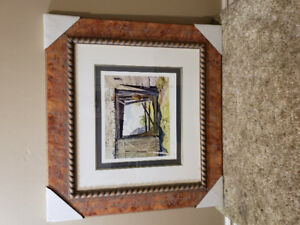 A.J Casson group of 7 artist  - small collection signed $600