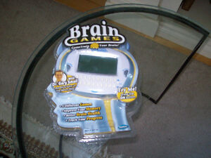 Brain game, this helps kids with ADHD etc. Go N. tonight.  impro