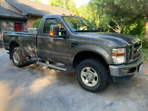 2009 Ford F350 5.4L 4x4 Bluetooth Gooseneck Air Bags New Tires