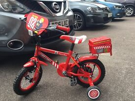 """Apollo fire chief bike - 12"""""""