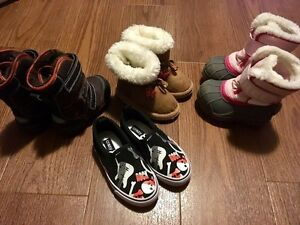 New/EUC Winter boots