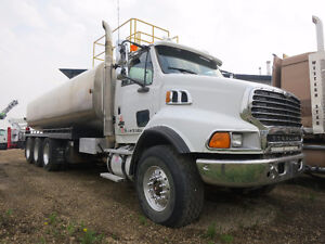 2009 Sterling LT 9500 Tri Dr Water Truck