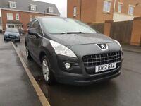 Peugeot 3008 (grey) 0000