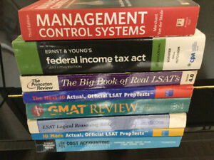 Accounting book and CPA books