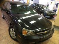 2006 Chevrolet Epica Fully loaded leather & sun roof LOW LOW KM