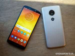 Moto E5 play - 1 month usage only with box