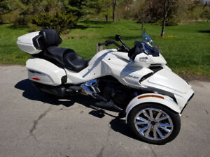 2017 CanAm Spyder F3 Limited