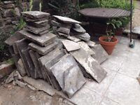 Pennant stone patio slabs for sale