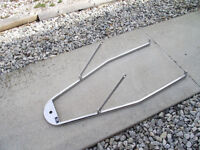 Denray motorcycle trailer Hitch