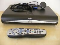 sky hd box drx890- 12 wks old- ''IN EXCELLENT UNMARKED NON SCRATCHED CONDITION'