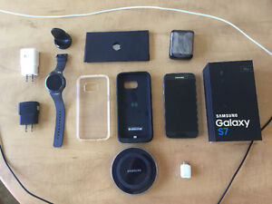 Galaxy S7 Bundle with Gear 2 Watch