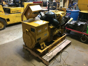 Caterpillar 3054T Marine Generators Cambridge Kitchener Area image 1