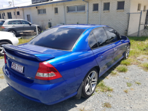 VZ SVZ 200KW V6 CHIPPED WITH EXHAUST