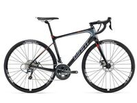 GIANT DEFY ADVANCED 3 2016 with Shimano PD-R550 SPD-SL Road Pedals (not Trek, Carrera, Boardman)