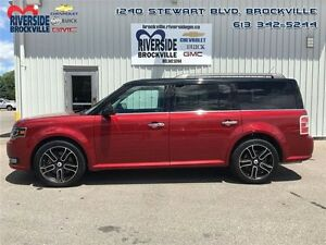 2014 Ford Flex Limited   - memory seat