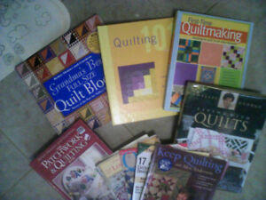 Quilting supplies