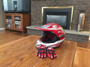 Youth Dirt bike Helmet