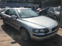 Volvo S60 2.0 2002MY T S 2002 CHEAP PETROL FAMILY CAR
